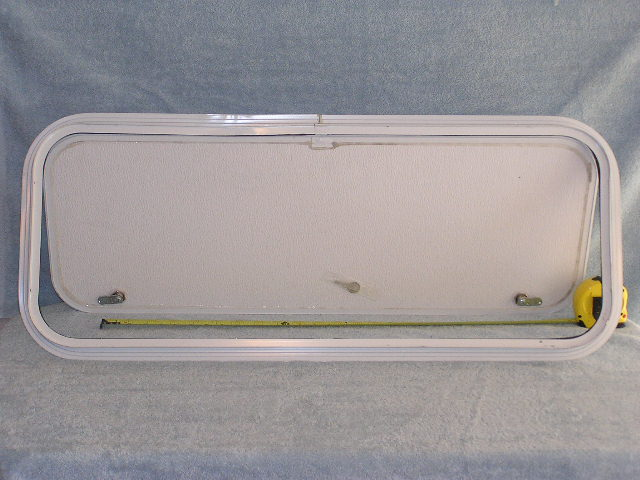 Rv Access Doors : Rv cargo access compartment storage boat hatch bay door ebay
