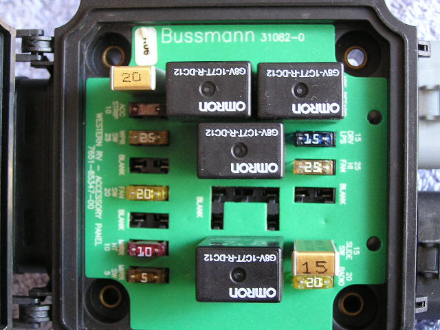 battery fuse box on audi coming from camper battery fuse box rv bus bussmann 12v battery fuse panel breaker relay box ... #3