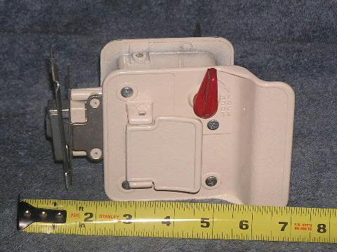 RV trailer NEW TRIMARK door Lockset 2 keys With hardware door plates