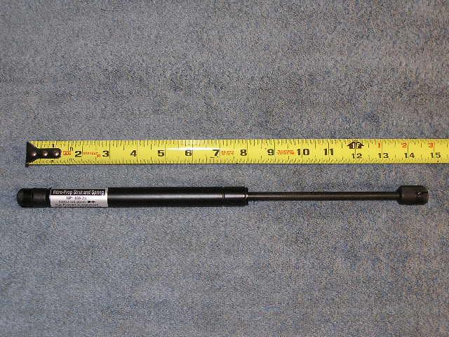RV Marine gas Strut Shock Spring Lift cylinder damper tube rod REP Suspa C16 06389