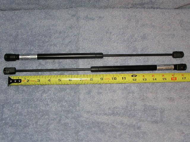 20 LB 17 2 SET RV Marine gas strut shock spring camper tonneau cover top 2ea
